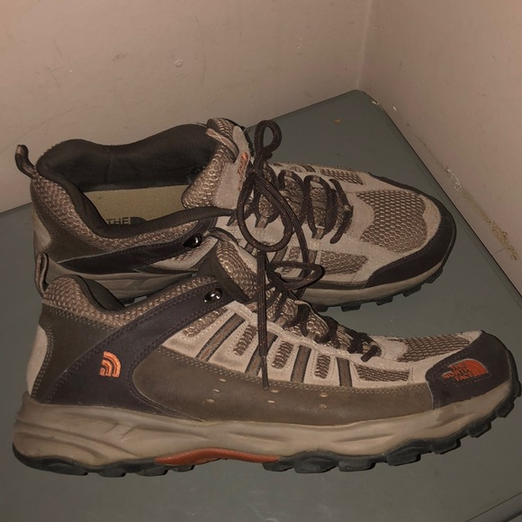 344ff1f5e Men's the north face hiking shoes sz 13 brown